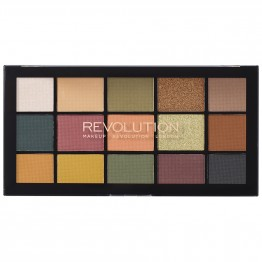 Makeup Revolution Re-Loaded Eyeshadow Palette - Iconic Division