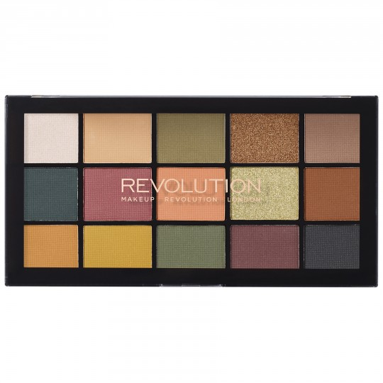 Makeup Revolution Reloaded Eyeshadow Palette - Iconic Division