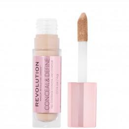 Makeup Revolution Conceal & Define Concealer - C4