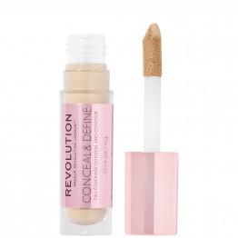 Makeup Revolution Conceal & Define Concealer - C6