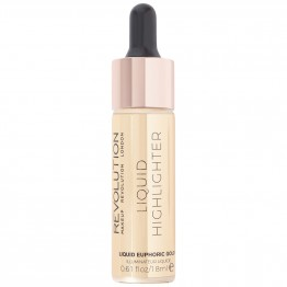 Makeup Revolution Liquid Highlighter - Euphoric Gold