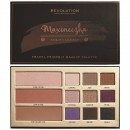 Makeup Revolution Beauty Legacy Palette by Maxineczka