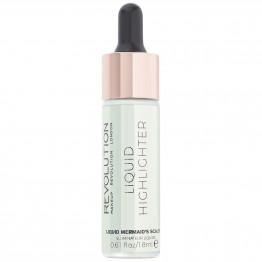 Makeup Revolution Liquid Highlighter - Mermaid Scales