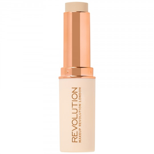 Makeup Revolution Fast Base Stick Foundation - F3
