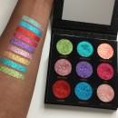 Makeup Revolution Pressed Glitter Palette - Abracadabra