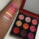 Makeup Revolution Pressed Glitter Palette - Hot Pursuit