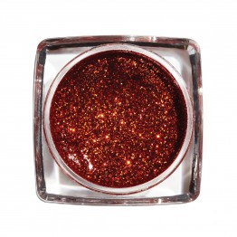 Makeup Revolution Glitter Paste - Feels Like Fire