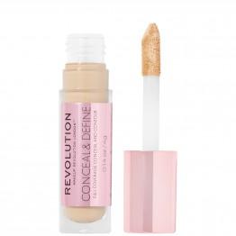 Makeup Revolution Conceal & Define Concealer - C8.5