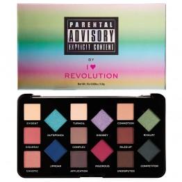 Makeup Revolution Parental Advisory Pandemonium Eyeshadow Palette