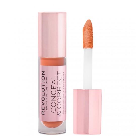 Makeup Revolution Conceal & Correct Concealer - Orange