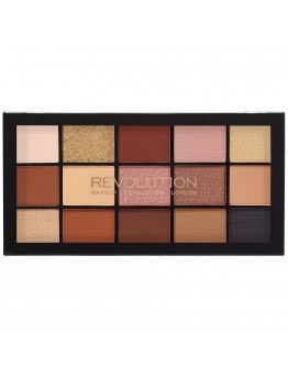 Makeup Revolution Re-Loaded Eyeshadow Palette - Velvet Rose