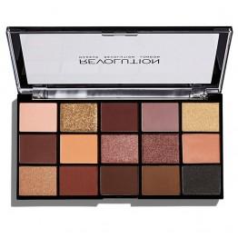 Makeup Revolution Re-Loaded Eyeshadow Palette - Velvet Rose