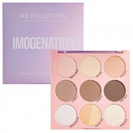 Makeup Revolution X Imogenation - Highlight To The Moon