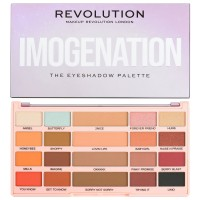 Makeup Revolution X Imogenation - The Eyeshadow Palette