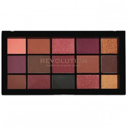 Makeup Revolution Re-Loaded Eyeshadow Palette - Newtrals 3