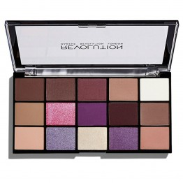 Makeup Revolution Re-Loaded Eyeshadow Palette - Visionary