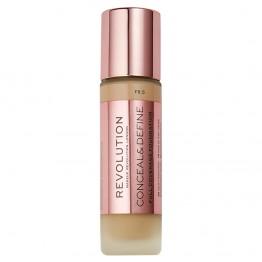 Makeup Revolution Conceal & Define Foundation - F8.5