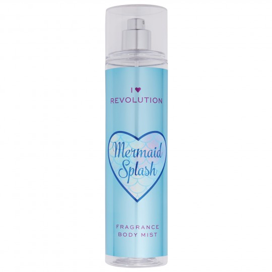 I Heart Revolution Body Mist - Mermaid Splash