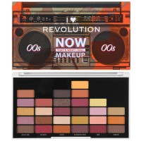 I Heart Revolution NOW That's What I Call Makeup 00s Eyeshadow Palette