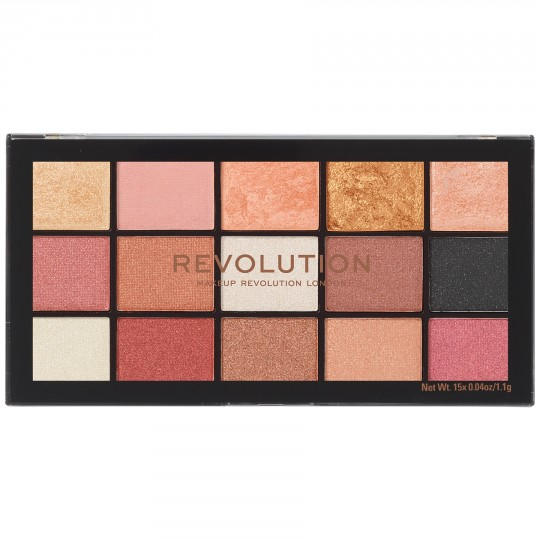 Makeup Revolution Re-Loaded Eyeshadow Palette - Affection