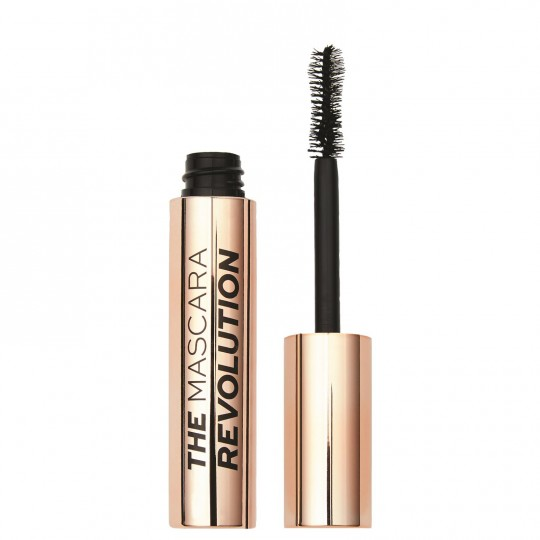Makeup Revolution The Mascara Revolution - Black
