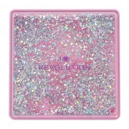 I Heart Revolution One True Love Glitter Palette