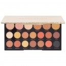 Makeup Revolution Jewel Collection Eyeshadow Palette - Gilded