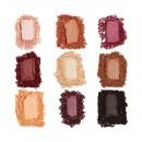 I Heart Revolution Cranberries & Chocolate Eyeshadow Palette