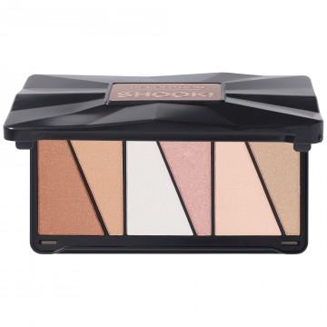 Makeup Revolution Shook Highlight Palette