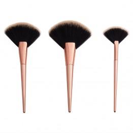 Makeup Revolution Highlight & Finish Brush Set