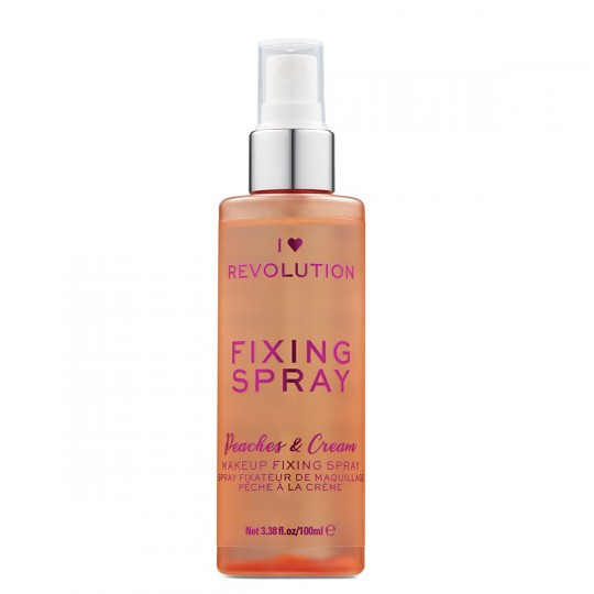I Heart Revolution Fixing Spray - Peaches & Cream