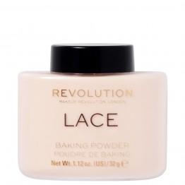 Makeup Revolution Loose Baking Powder - Lace