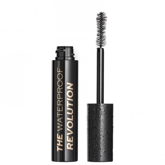 Makeup Revolution The Waterproof Mascara Revolution - Black