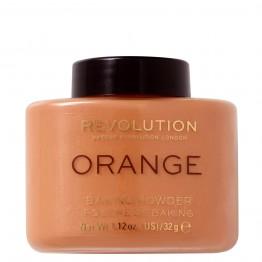 Makeup Revolution Loose Baking Powder - Orange