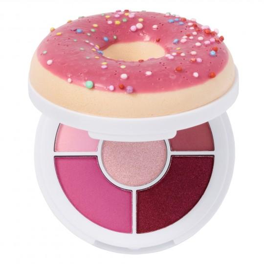 I Heart Revolution Donuts Eyeshadow Palette - Raspberry Icing