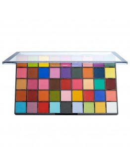 Makeup Revolution Maxi Reloaded Eyeshadow Palette - Monster Mattes