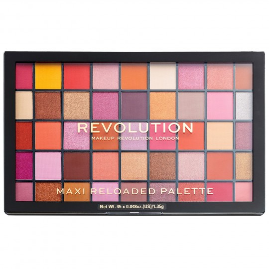 Makeup Revolution Maxi Reloaded Eyeshadow Palette - Big Big Love