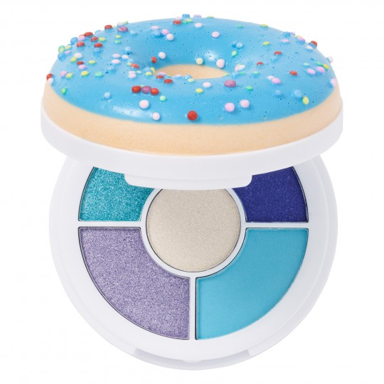 I Heart Revolution Donuts Eyeshadow Palette - Blueberry Crush