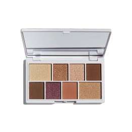 I Heart Revolution Mini Chocolate Eyeshadow Palette - Nudes