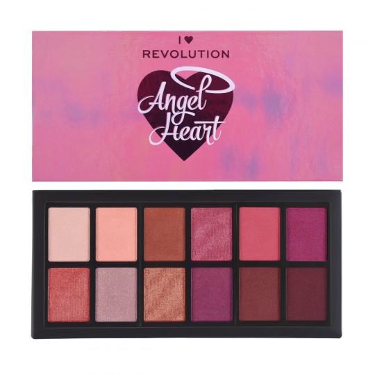 I Heart Revolution Angel Heart Eyeshadow Palette
