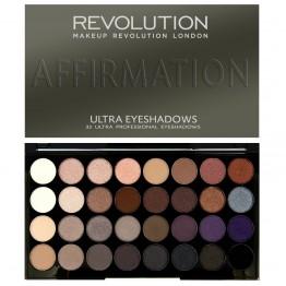Makeup Revolution Ultra 32 Eyeshadow Palette - Affirmation