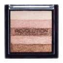 Makeup Revolution Vivid Shimmer Brick - Radiant