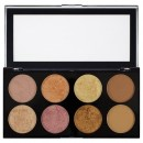 Makeup Revolution Ultra Blush Palette - Golden Sugar 2 Rose Gold