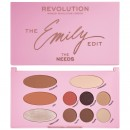 Makeup Revolution X The Emily Edit - The Needs Palette