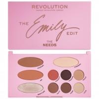Makeup Revolution X The Emily Edit - The Needs Palette