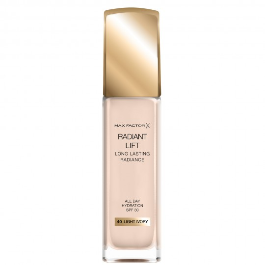 Max Factor Radiant Lift Foundation - 40 Light Ivory