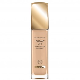 Max Factor Radiant Lift Foundation - 45 Warm Almond