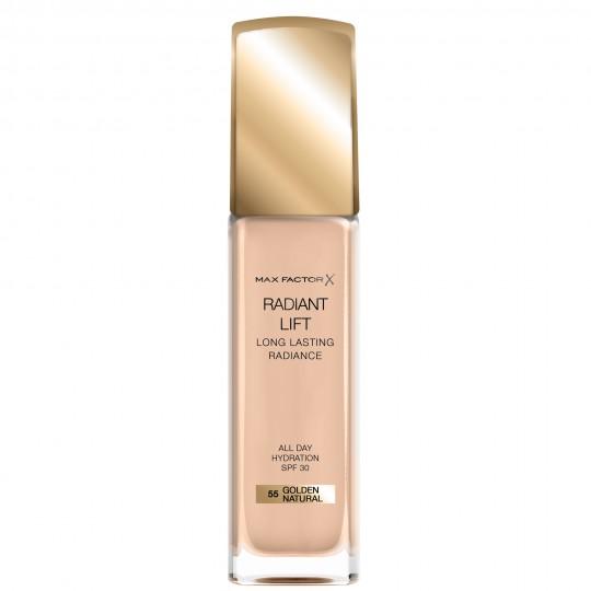 Max Factor Radiant Lift Foundation - 55 Golden Natural
