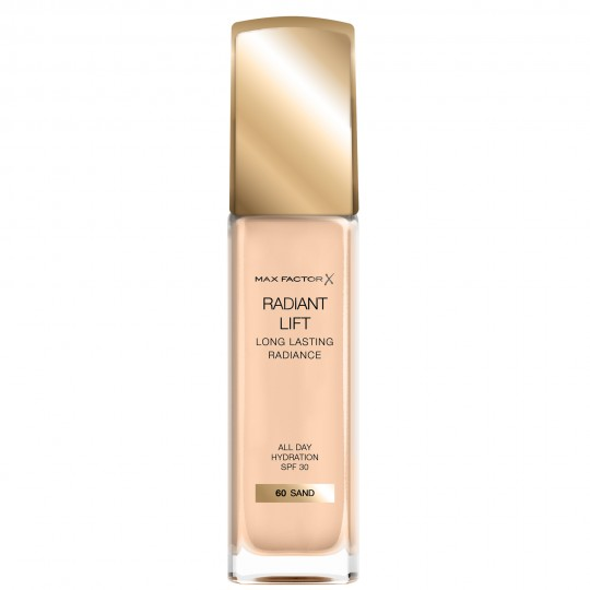 Max Factor Radiant Lift Foundation - 60 Sand