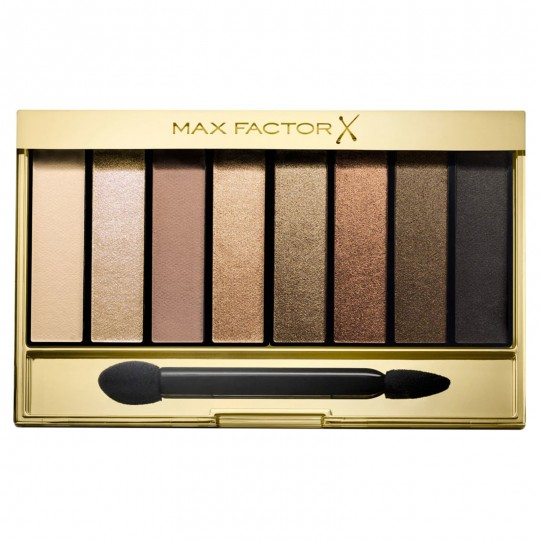 Max Factor Masterpiece Nude Eyeshadow Palette - 02 Golden Nudes